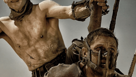 Mad Max: Fury Road, the making of a post-apocalyptic white line nightmare (documentary: video).