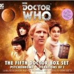 The Fifth Doctor Box Set by Jonathan Morris and John Dorney (CD review).