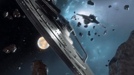 Star Trek's heavy cruiser, Ambassador-class