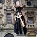 Medellin gets steampunked.