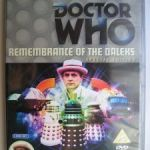 Doctor Who: Remembrance Of The Daleks Special Edition by Ben Aaronovitch   (DVD review)
