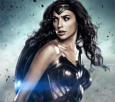 Wonder Woman: first trailer (2017).