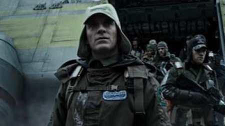 Alien: Covenant (first trailer).