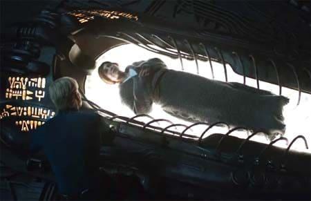 Alien Covenant, prologue (trailer).