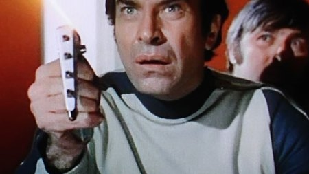 UFO's cancelled 2nd season stealth-morphed into Space 1999