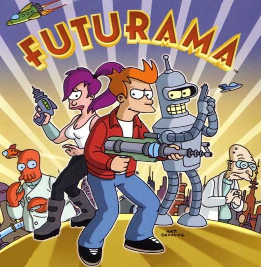 futurama-poster