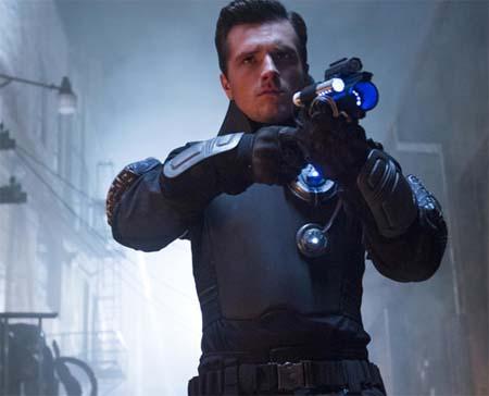 Future Man (trailer for new Seth Rogen scifi TV series).