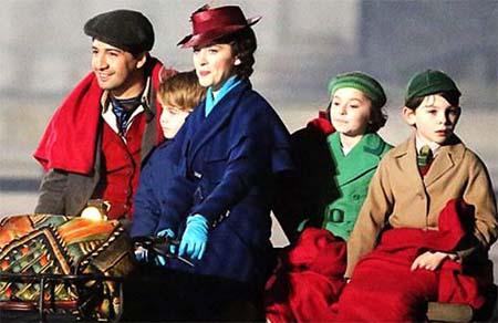 Mary Poppins Returns: gor blimey.
