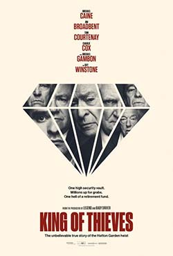 King of Thieves (crime movie trailer).
