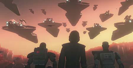 Star Wars: The Clone Wars (new series trailer: 2018).
