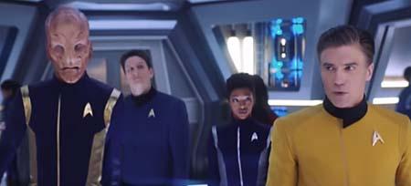 Star Trek Discovery, second season trailer: Finding Spock.
