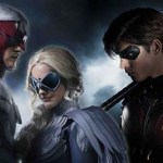 Titans: superhero TV series, 3rd series (trailer).
