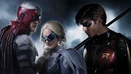 Titans (new DC superhero series: trailer).