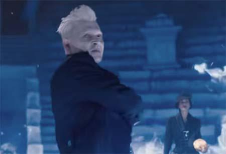 Fantastic Beasts The Crimes of Grindelwald (movie trailer).