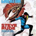 Comic Book Creator #18 Summer 2018 (magazine review).