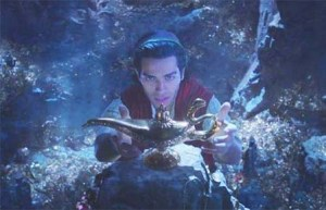 Aladdin (Disney's live-action movie reboot: first trailer).