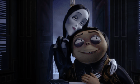 The Addams Family (animated movie: trailer).