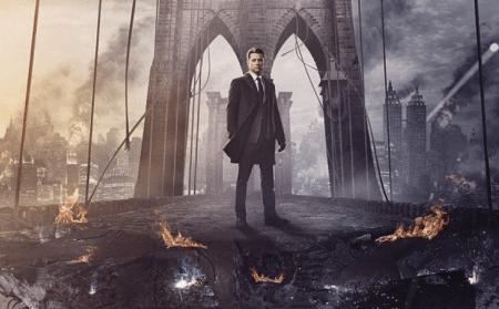 "Gotham TV fifth series finale ""The Beginning"" (training)."