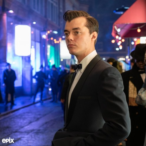 Pennyworth (for your thoughts) (Batman spin-off movie trailer).