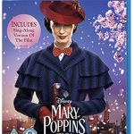 Mary Poppins Returns (2018) (Blu-ray film review).