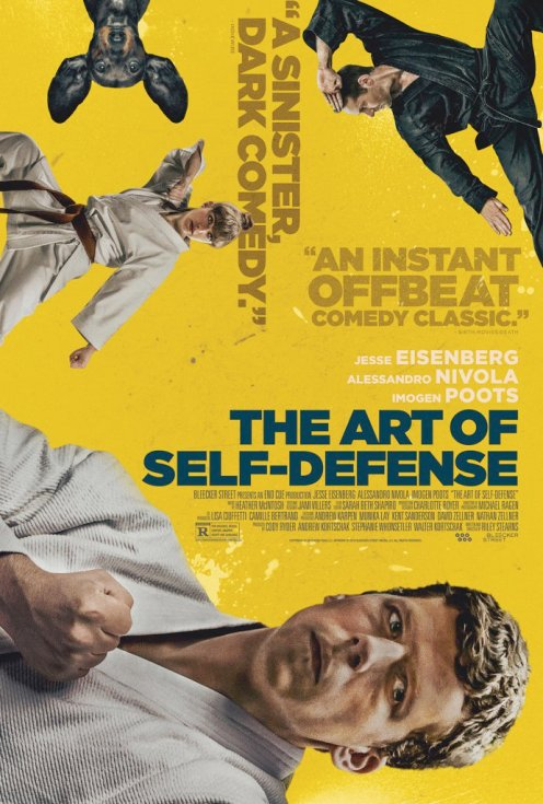 The Art of Self-Defense (thriller movie trailer).