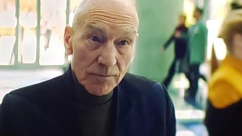Star Trek Picard: best wine commercial ever (trailer).