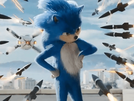 Sonic the Hedgehog (SF film based on the game: review by Mark Kermode)