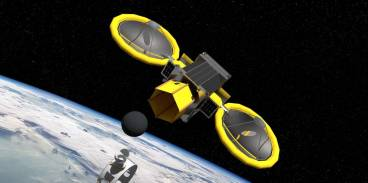 Asteroid and moon miners: NASA's plans for Outland.
