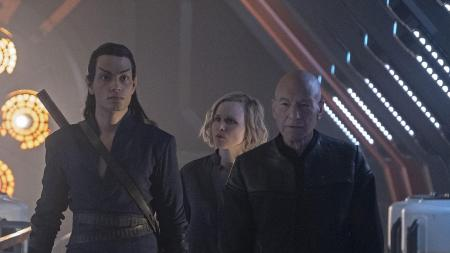 Star Trek Picard Season 2: Q-tastic rumours (news).