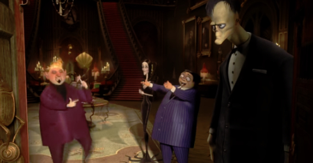 The Addams Family (animated reboot trailer).