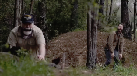 The Hunt (horror movie: watch the 1% hunt the working class).