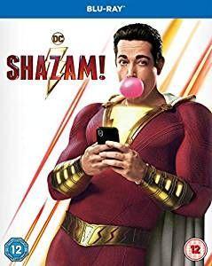 Shazam!'s Zachary Levi interviewed about wearing his superhero pants (video).