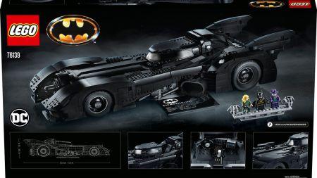 Batman's Batmobile (documentary: video).