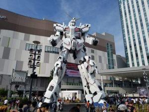 Tokyo's robot town! (J-life video).