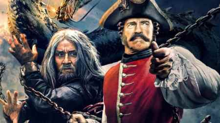 The Iron Mask (fantasy movie: review by Mark Kermode)