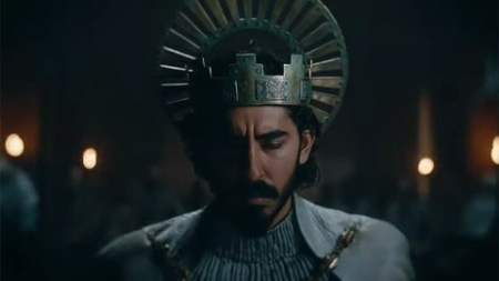 The Green Knight (fantasy movie: a review by Mark Kermode).