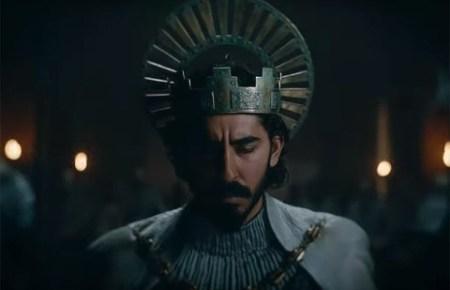The Green Knight (fantasy film: trailer).