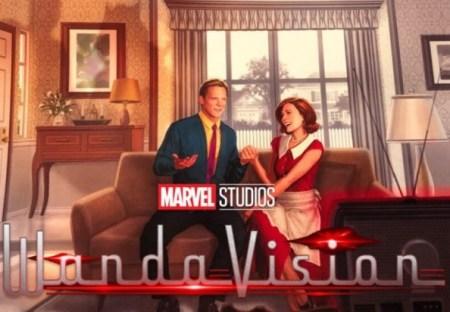 WandaVision: Elizabeth Olsen interview (video).