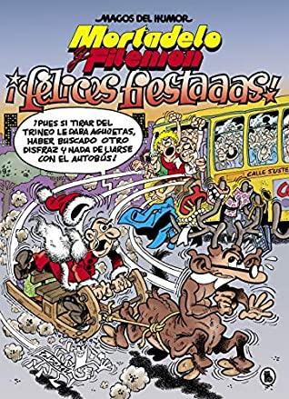 Mortadelo and Filemón comic-book archive free (news).