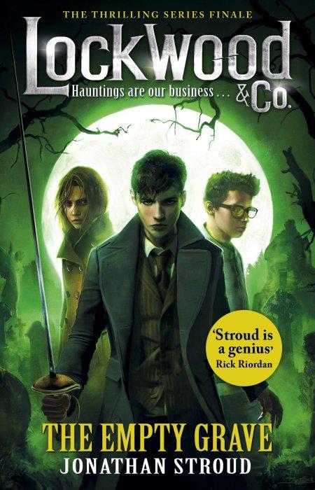 Lockwood & Co, supernatural action-adventure detective series, heading to Netflix (news).