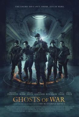 Ghosts of War (horror film: trailer).