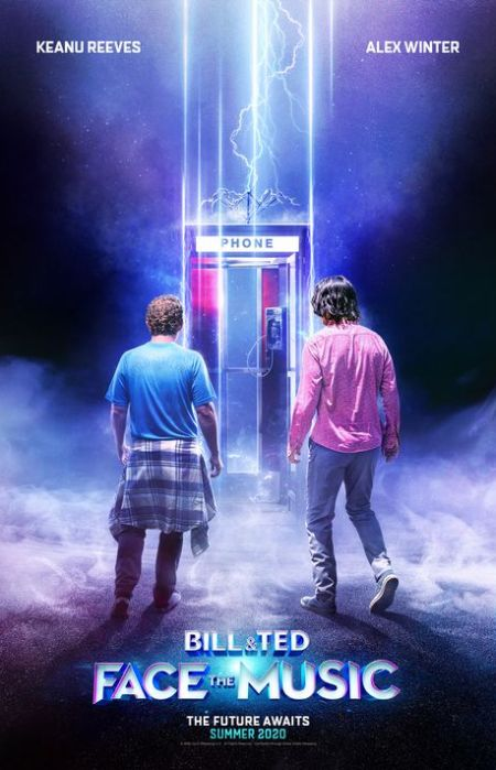 Bill & Ted interview: Keanu Reeves and Alex Winter (video interview).