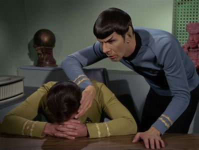 Star Trek V The Final Frontier: the painful flight to production (video).