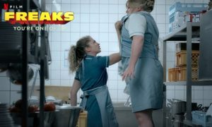 Freaks - You're one of us (Netflix superhero TV series: trailer).