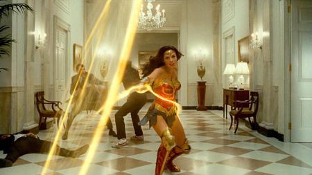 Wonder Woman 1984 (film review).