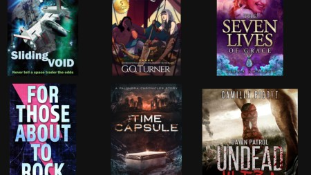59 free scifi, fantasy and horror titles (free book news).