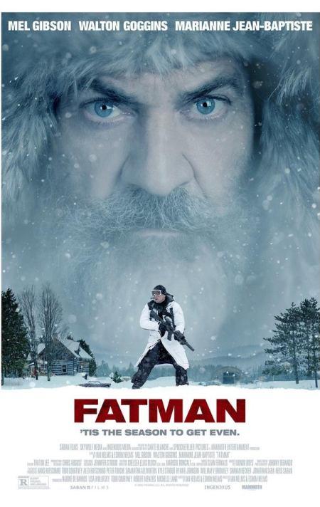 Fatman: Santa action hero (fantasy movie: trailer).