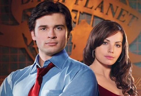 Smallville reunion.