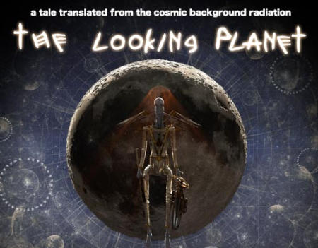 The Looking Planet (scifi short movie: video).
