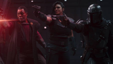 The Mandalorian, season two finale, chapter 16 - The Rescue (review).